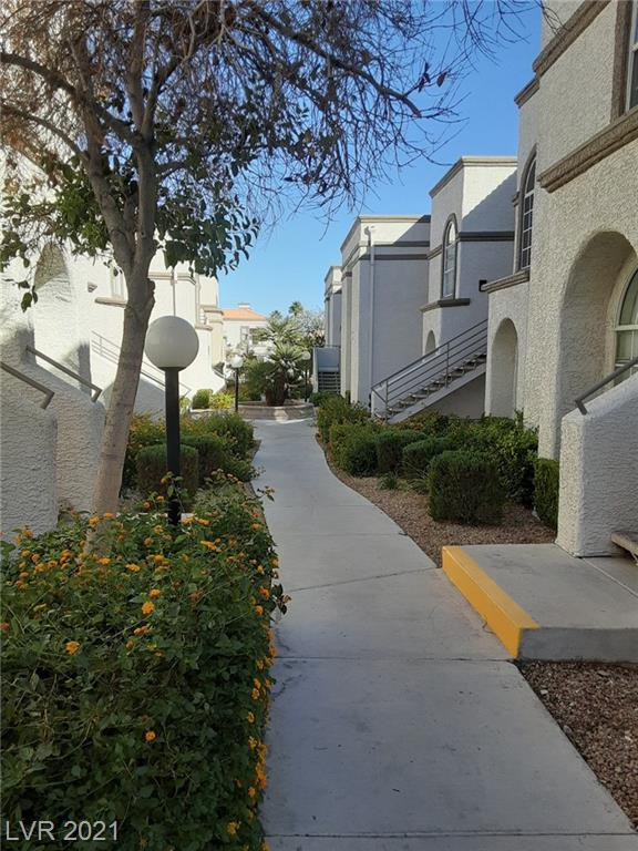 72Hour Sale. Inquire immediately. Lower level condo in Desert Shores. This pristine community has community pool, clubhouse, pet park, exercise room and guest parking. Hoa covers water,trash, and amenities. The bedrooms are located on opposite sides of the condo.