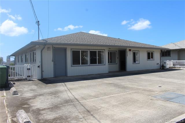 Smart investment opportunity to own a newer, well kept, 6 bdrm, 6 bath home with 6 parking stalls near UH! 6 identical bedrooms, each with its own bath with kitchen, living and laundry in front and spacious wet bar/living in back. Excellent and convenient Manoa/University location is steps to UH, close to schools and easy freeway access! Plus 22 panel pv system, solar water heater and security system. Must see! Must see!