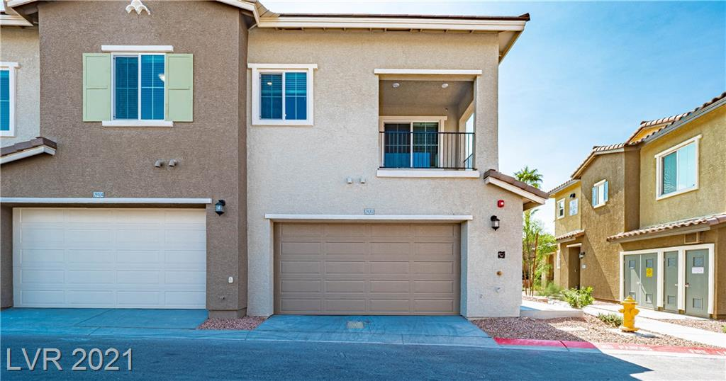 Like new, barely lived in Lennar 2 bedroom 2 bath Condo in Waverly community. This upstairs unit features a balcony, upgraded flooring, tankless water heater, with a two car garage. Gated with a Community pool, park and clubhouse. Furniture included!  This will sell quickly!