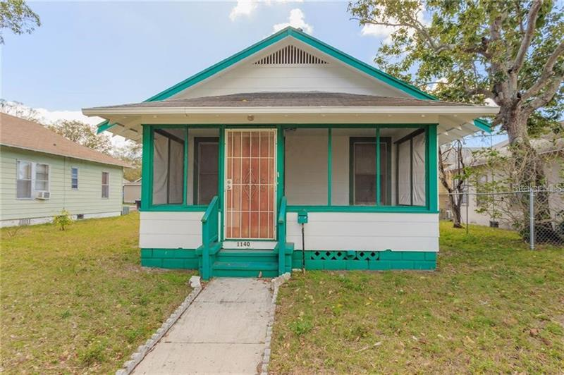 Turk-Key Rental Property, Long-term tenant in place paying $995/mo. Professional property management is currently in place. Tenant pays all utilities and lawn care. Lease expires April of 2021. Detached garage and the property was tented for termites in 2020. Property has window units and do not disturb tenants!