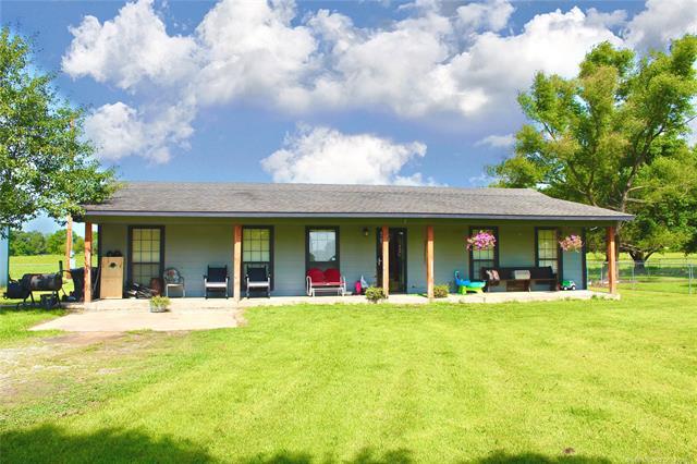 30013 N County Road 4310, Quinton, OK 74561