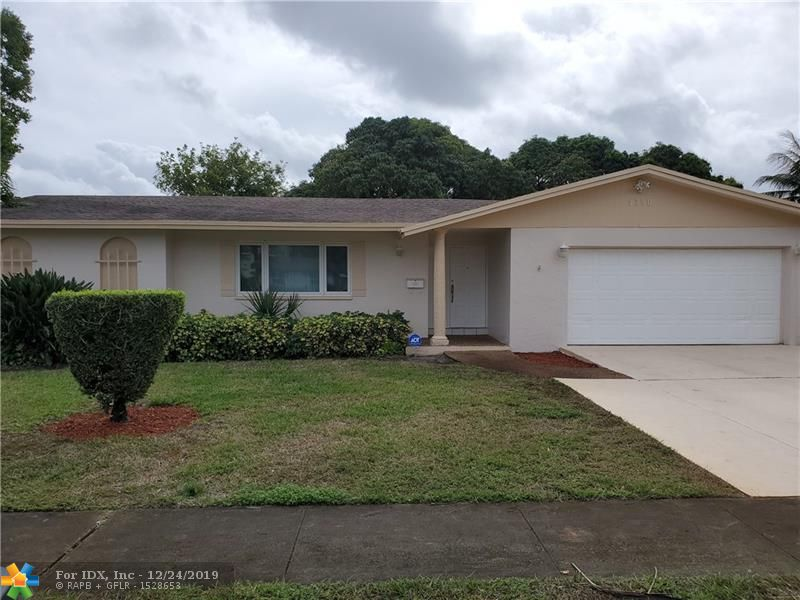 Must see single family home! All impact windows and doors. Walking distance to Elementary school and Lauderhill Mall. This home is on an oversize corner Lot with mature fruit trees and room for a pool. A/C 2016, the home has upgrades and is ready for a new owner. Back on market because of financing, please submit all offers with DU.