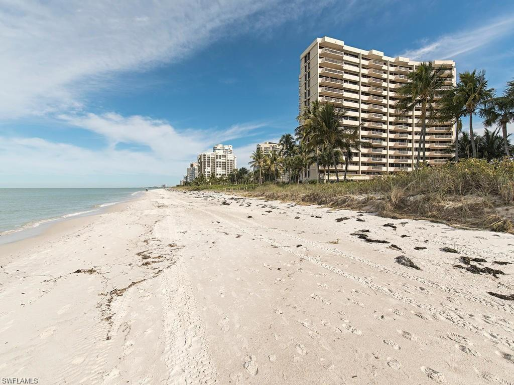 ENJOY THE BEAUTIFUL BEACHES OF PARK SHORE IN THIS 3 BEDROOM 2.5 BATH CONDO WITH THE SW VIEW OF THE GULF AND A VIEW OF THE BAY. CONDO HAS A HANDICAP FRIENDLY KITCHEN WITH ALL THE UP GRADES. LARGE BALCONY TO VIEW THE SEA AND A SMALLER ONE TO VIEW THE BAY. THE MIRRORED WALLS GIVES THE MORE SPACIOUS LOOK TO THE UNIT. CLOSE TO THE SHOPS AND RESTURANTS OF VENETIAN VILLAGE, WATERSIDE,MERCATO,THE ARTIS, NAPLES ZOO AND MORE. THIS IS A FRIENDLY PLACE TO ENJOY THE BEACH, POOL, CARD ROOM,EXERCISE ROOM OR PLAY GOLF AT SOME NEARBY GOLF COURSES.