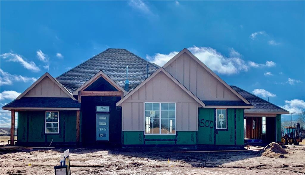 This brand new plan offers a craftsman exterior with spacious, open living/dining layout great for entertaining. The 4 bedroom home comes with mudroom and nice-sized breakfast bar.