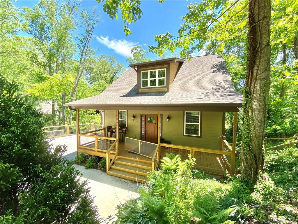 255 Old Haw Creek Road, Asheville, NC 28805