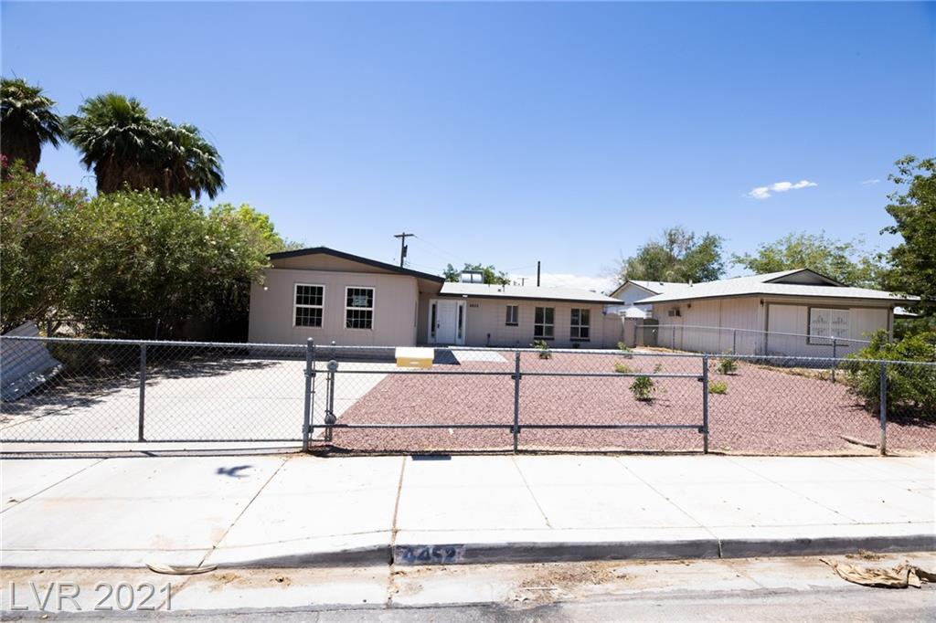 Fantastic FOUR bedroom home. UPDATED FRESHLY PAINTED INTERIOR, NEW flooring throughout, REHABBED bathrooms w/ NEW cabinets & granite, CUSTOM showers, kitchen has been UPGRADED with NEW Cabinets, NEW granite, NEW appliances. Landscaping has been REVITALIZED.