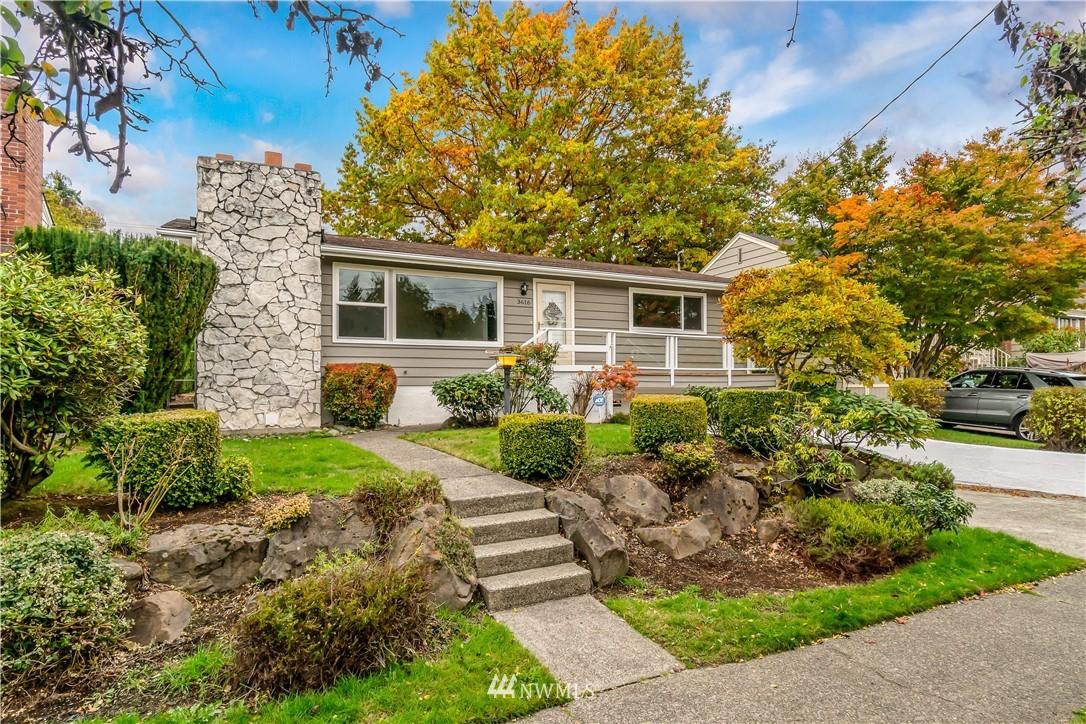 3616 33rd Avenue W, Seattle, WA 98199