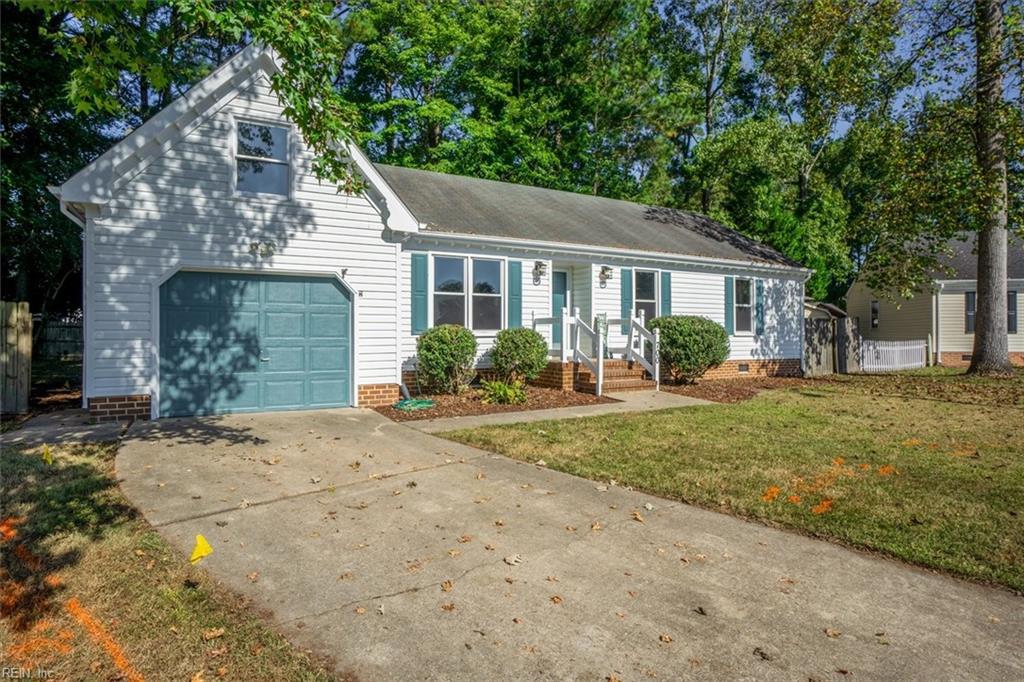 700 Hilda Pine Drive, Chesapeake, VA 23322