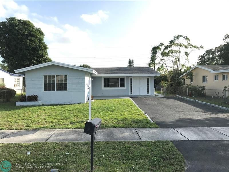 NICE STARTER HOME OR GREAT INVESTMENT... PROPERTY PREVIOUSLY HAD A POOL. POOL IS CURRENTLY DUMPED UP...