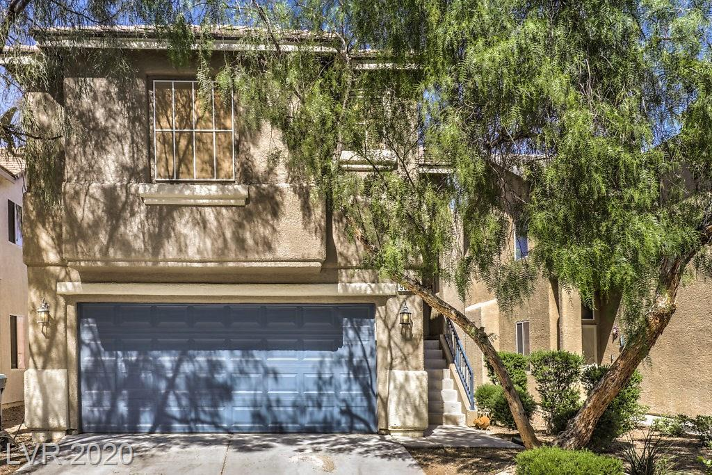 GORGEOUS! LOTS OF UPGRADES.. 4 BD, 3BA HM IN GATED COMMUNITY. OPEN KITCHEN W/QUARTZ COUNTERS, BREAKFAST BAR, PENDANT LIGHTING, TILE BACK-SPLASH & BALCONY OFF DINING RM W/MNT VIEWS. NEW ENGINEERED WOOD FLOORS, CARPET IN BDS. MASTER BD, BD #2, KITCHEN & LIVING RM ON UPPER LEVEL, 3RD & 4TH BD'S, DEN/2ND LIVING RM DOWNSTAIRS, CEILING FANS & BLINDS THROUGHOUT, SOLAR ROOF PANELS. NEW BASEBOARDS, DOORS, DOOR FRAMES, NEWER WATER HEATER & WATER SOFTENER.