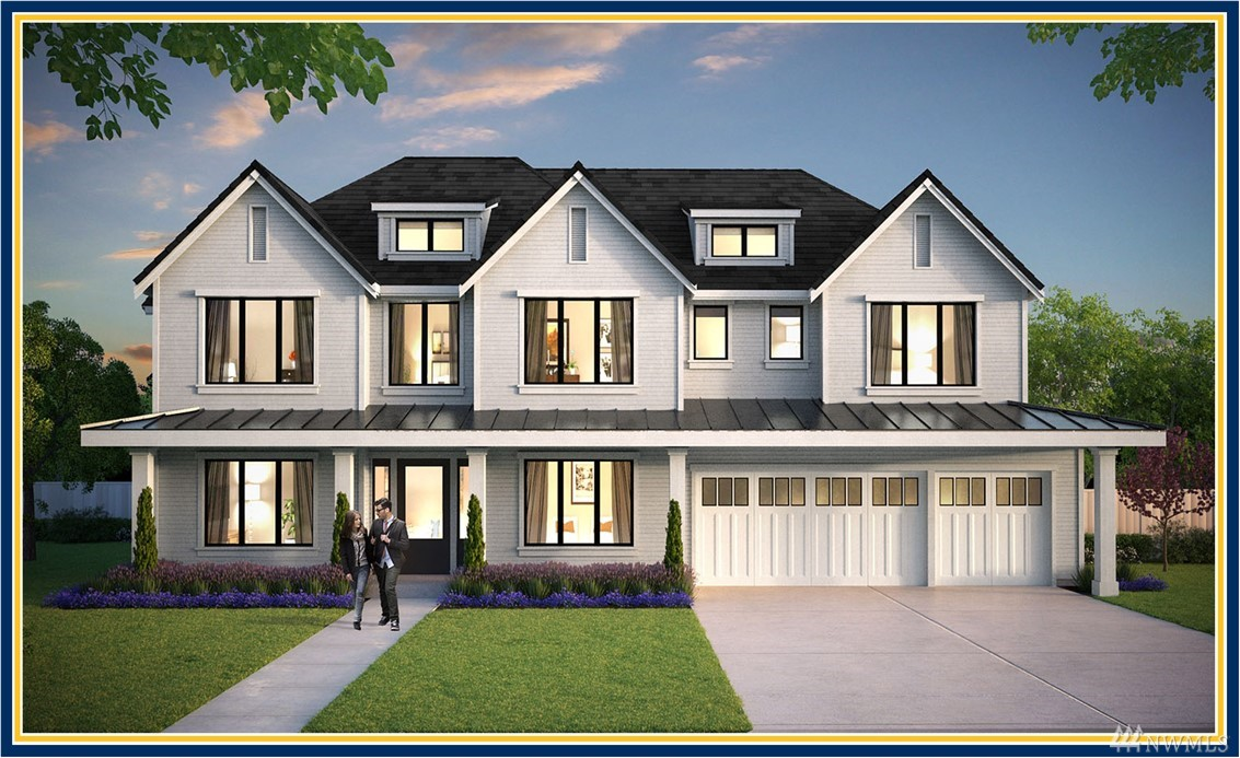 "New Construction – Spring '19 Completion. BDR Fine Homes presents a fresh new farmhouse in the heart of West Bellevue. Live adjacent to new expansive Meydenbauer Waterfront Park. Walk to Bellevue Square, Downtown Park, Shopping & Dining in Old Bellevue. Quiet street, sunny & flat backyard. Covered outdoor room w/ heaters, fireplace, TV, BBQ. Built by the BDR Team, a 3-time winner of the coveted Builder of the Year Award in the Puget Sound region & voted 425 Magazine's 2018 ""Best Builder"""