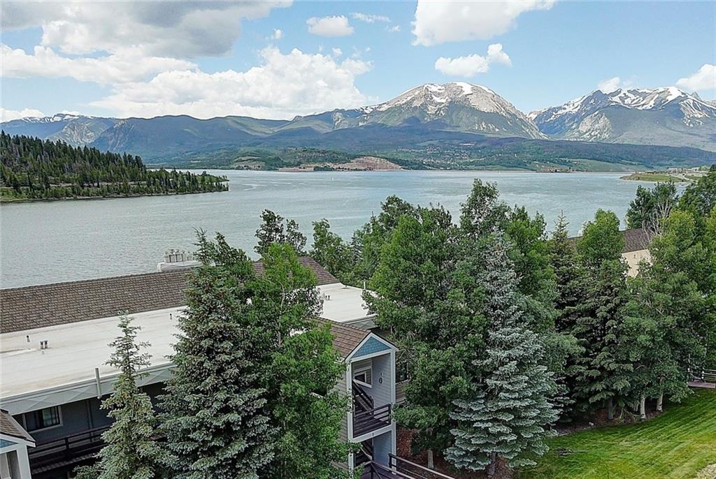 Prestine, well-managed complex with a desirable and coveted Lake Dillon location. Entrance to Bldg D