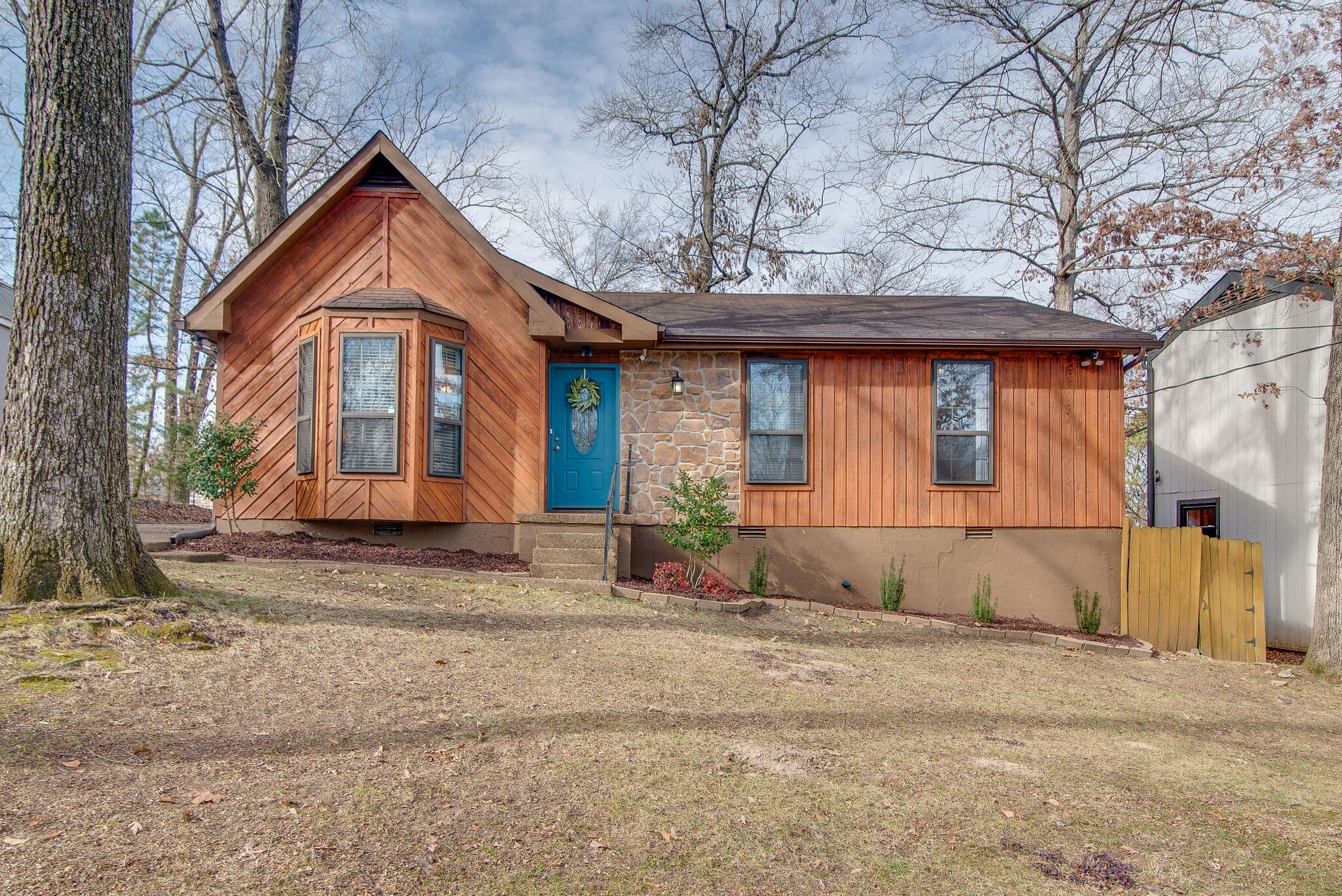 (P) This renovated gem in Donelson features 3 beds, 2 baths and a spacious yard.  Granite countertops, stainless appliances, hardwood floors, and updated fixtures.  Privacy fence and storage shed.  Extremely convenient access to the interstate, airport, and all that Hip Donelson has to offer!
