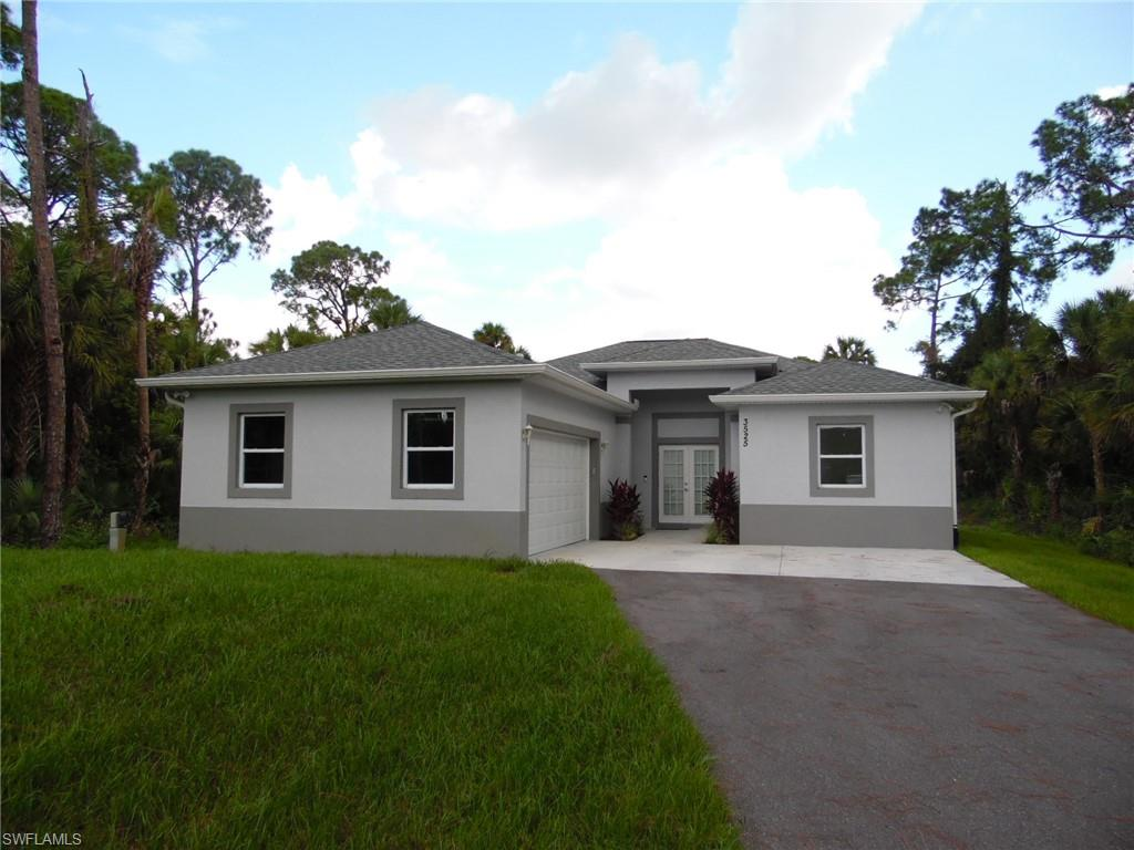 Great Home ! Ready to move at Golden Gate Estates on a 1.14 acres lot. Tile throughout, 3 bedrooms 2 baths.