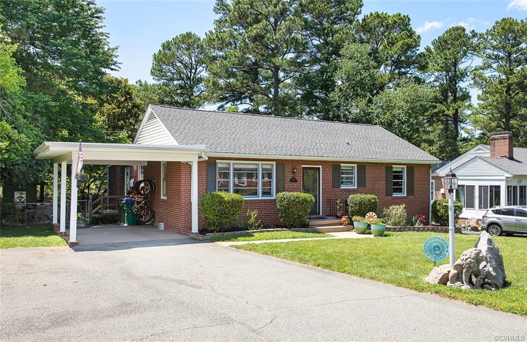 Welcome to 1932 Lansing Ave.  Perfectly lovely and well maintained!  This gorgeous home has so many included features: Roof replaced 2018, HVAC replaced 2008 with a Trane 15 Seer, 60 Gallon hot water heater replaced 2010, tile floors in bathrooms, Renovated kitchen with granite, Renovated bath, mud room, painted cabinets & luxury vinyl planks, Entire House Freshly Painted, Hardwood Floors, Ceiling Fans, Smart house distribution box for cable and phone & internet, tons of storage in pull down attic, whole house water filter 2010, re-glazed windows 2020, stainless appliances, all brick home, must see amazing storage area with AC and electrical under the home (access on the back of the home), attached carport, fenced back yard and so much more! This stunning home is close to the everyday conveniences and highways.