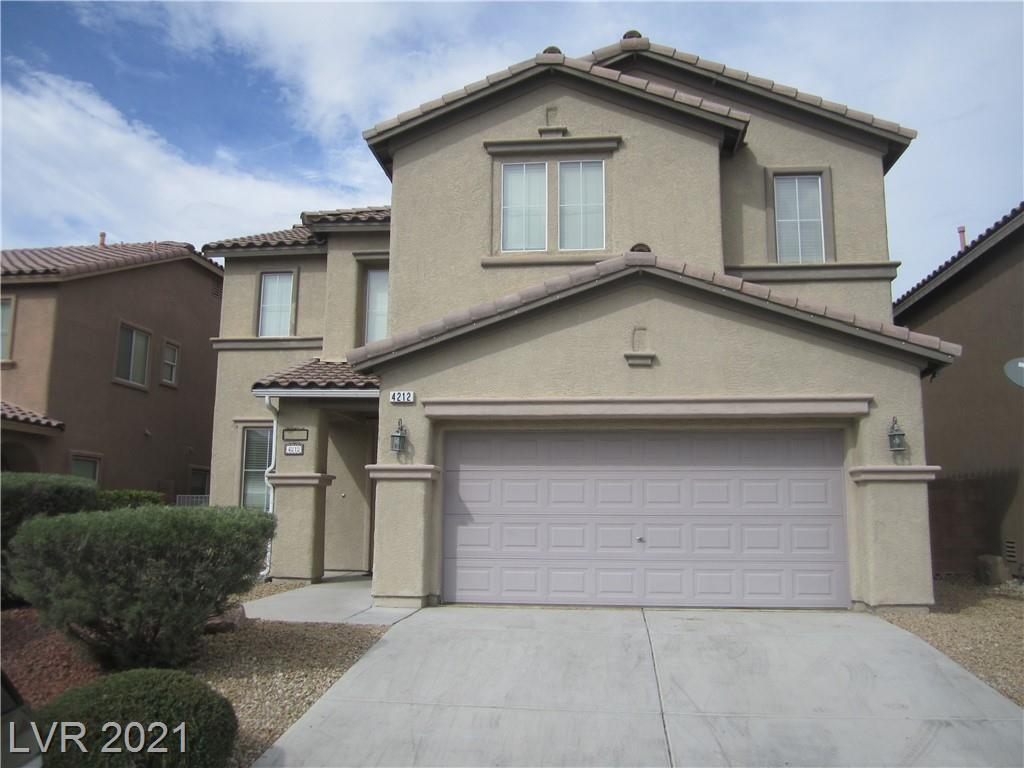 UPGRADED DREAM HOME! This Magnificent 5 bedroom home w/ a BEDROOM AND FULL BATH DOWNSTAIRS & a LOFT upstairs features: Ceramic Tile throughout most of the downstairs* Granite Counter Tops* Island* Stainless Steal Appliances* washer/dryer upstairs*Master Bedroom w/ sitting area & a HUGE walk in closet* Close to shopping and right off the 215 North Freeway