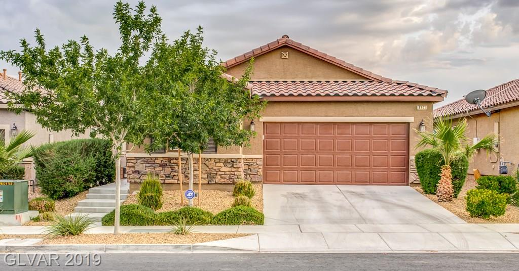 Beautiful single story home located in a gated community close by to shopping and restaurants. Home features 3 bedrooms, 2 full baths and den. Open floor plan with 9 ft ceilings, granite counters, breakfast bar, stainless steel appliances and laminate flooring throughout. Close by the park and pet park.