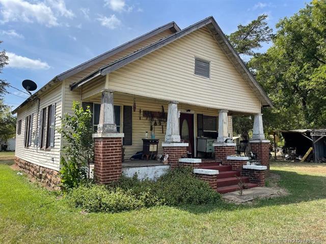 1128 Shawnee, Hartshorne, OK 74547