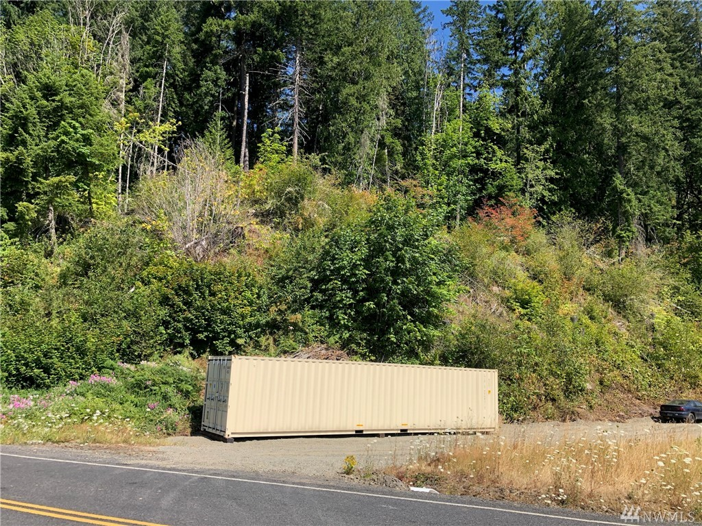 0.63 Acres Small Town Mixed Use property directly across the road from White Pass Schools. Backs up to National Forest. Build here to live, set up a business, or whatever you like, and do it all with a gorgeous territorial view over the valley! Power and water at the street. Storage container on lot included with purchase.