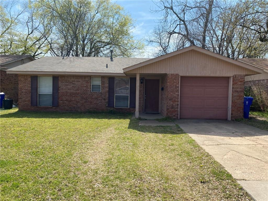 Home is tenant occupied. All showings require 24 hours notice. Listing agent is related to seller. One of seller's members possesses an active Oklahoma broker's license.