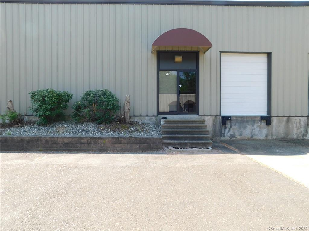 PRIME INDUSTRIAL CONDO PARK UNIT AVAILABLE FOR LEASE.  1380 SQ FT, 10 FT DOCK HEIGHT LEVEL OVERHEAD DOOR. OFFICE AND KITCHENETTE AREA WITH OFFICE SPACE.  FURNITURE INCLUDED IN RENTAL WITH  1 PRIVATE BATHROOM.  NEW FURNACE INSTALLED IN WINTER OF 2021. HIGH TRAFFIC AREA WITH EASY ACCESS TO INTERSTATE 91 NORTH AND SOUTH, ALSO EASY TO GET TO RTE 5.  TENANT IS RESPONSIBLE FOR RENT, ALL UTILITIES, TRASH, CREDIT CHECK AND INSURANCE. THIS IS A GREAT SPACE FOR ALL TYPES OF CONTRACTORS, ADDITIONAL STORAGE TO CLEAN OUT YOUR HOME OR THE PERSON WHO HAS A HOBBY AND NEED A PLACE TO CALL THEIR OWN.