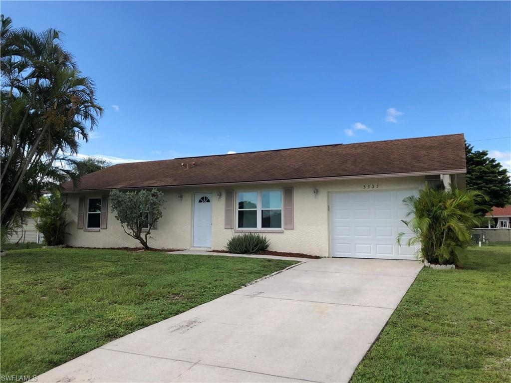 Golden Gate City 3 bedroom, 2 bath home with hurricane rated windows. Spacious kitchen with granite countertops and tile floors. Located minutes from grocery stores, shopping and dining. Great opportunity to make the lowest priced home in Golden Gate City  your new home.