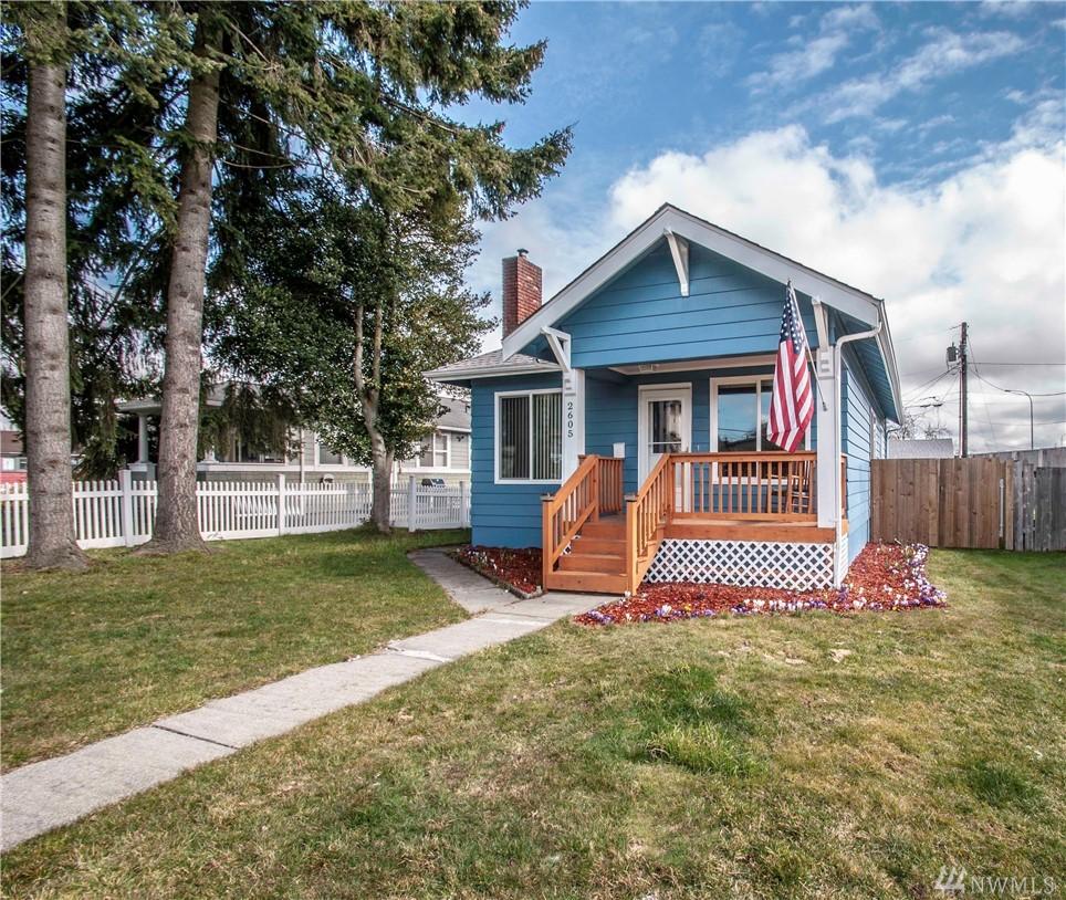 2605 Chestnut St, Everett, WA 98201