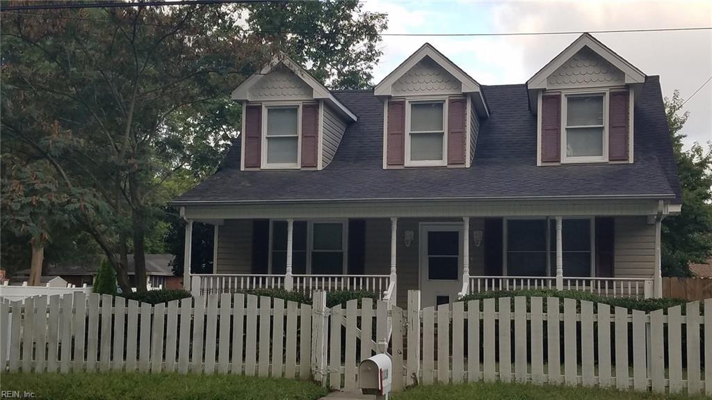 1139 Elder Avenue, Chesapeake, VA 23325