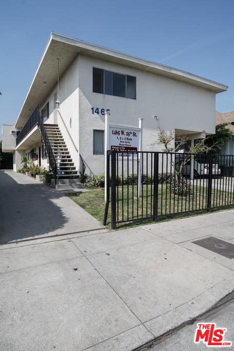 1465 W 25TH Street, Los Angeles (City), CA 90007