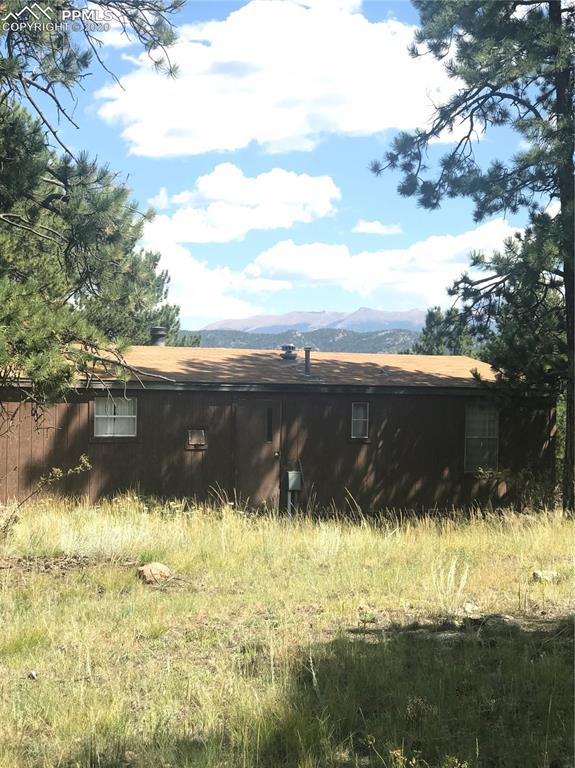 """AMAZING views from this beautiful 2.47 acre parcel located in the Navajo Mountain Mesa subdivision. No HOA and No Covenants!!  Well, septic and power already in place! Nice lot with mature pines, aspens and mountain views! The two bedroom, two bath manufactured home needs some TLC. This property is being sold """"as is"""". The water is turned off due to some leaking pipes."""