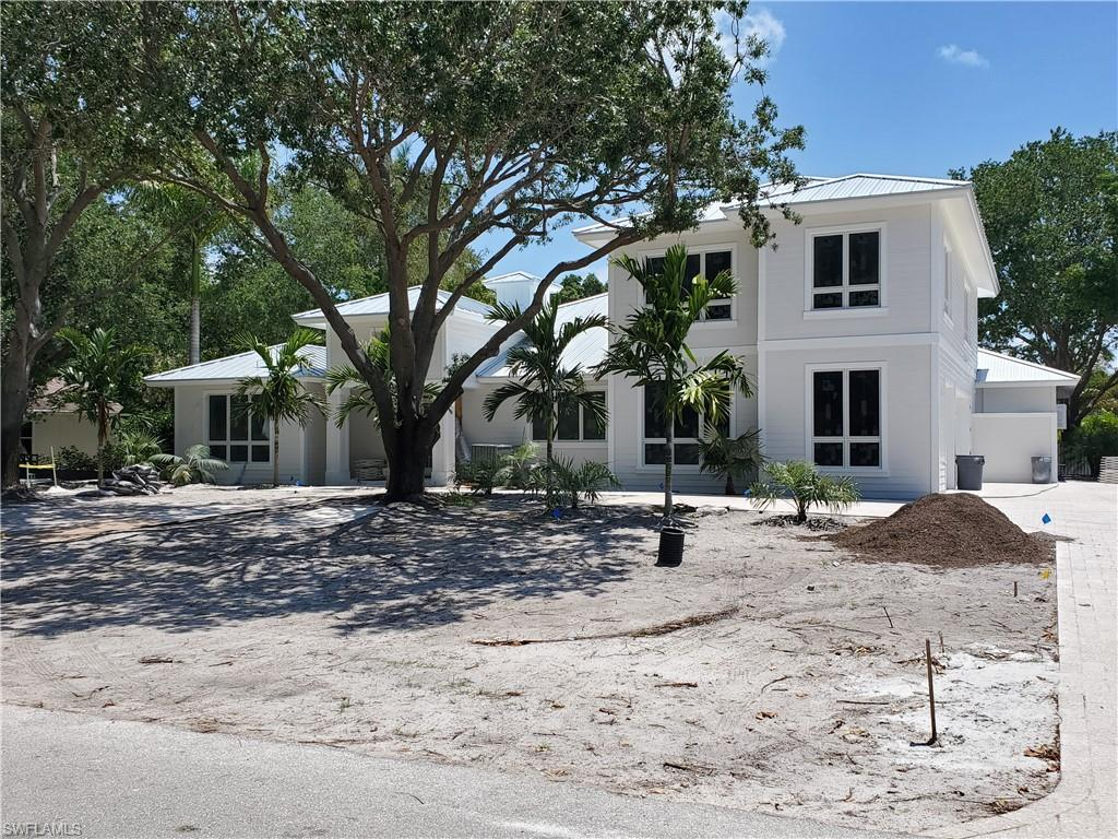 Under construction in the heart of Coquina Sands. Built by Morton & Wasmer Builders LLC, this home is scheduled for completion by April/May 2021. There's still time to select your custom finishes in this 4,026 square foot home with 4 bedrooms + den, 4-1/2 baths and a 3-car garage. On the second level, a loft and two additional guest bedrooms offer a comfortable and private space for family and friends. Extra storage has been created for your convenience and is easily accessed on the second story. This stunning home is located on a large .42-acre lot with mature trees. An open indoor/outdoor floor plan creates a perfect balance of casual and elegant entertaining opportunities. The main living area flows seamlessly out to a large covered lanai equipped with an elegant outdoor kitchen, bar and living areas designed to amaze. A serene first-floor master suite and spa-like bathroom create the ideal retreat for owners. Make this your dream home.