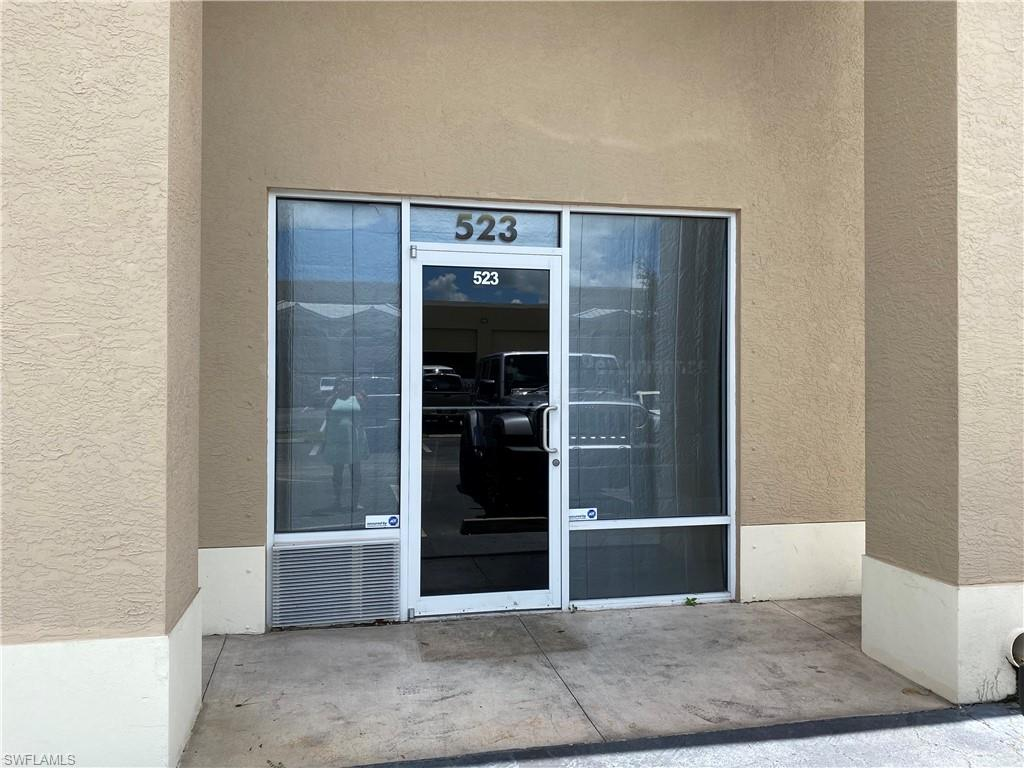 Great Condo for Sale in Tollgate Business Park II Condominium.  Convenient location off Collier Blvd and Beck Blvd. Unit is 1500 square feet with office & warehouse space being sold AS IS