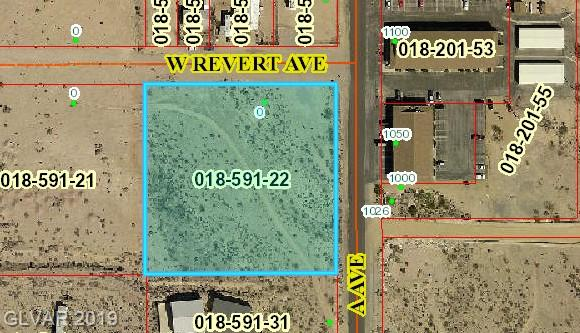 0 T12S R47E S7 NESENENW 2.5, Beatty, NV 89003