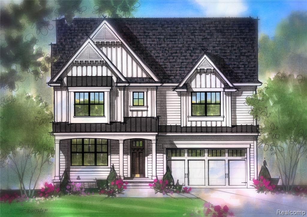 TO BE BUILT by ALIMOFF BUILDING. 2 car ATTACHED Garage. WALK TO DOWNTOWN. High Quality Construction with Well Thought Through Flr Plan. Not Another Cookie Cutter Home. High 9ft 1st Flr Ceiling with Open Flr Plan features Walk-In Pantry in the Kitchen, Mud Room with Drop Zone, Large Kitchen Island with Sitting Area, Kitchen Cabinets with Built-in Trash Cans, Range Hood Over the Stove, 42'' High Upper Kitchen Cabinets, Built-in Wine Rack and Granite / Quartz Counters. Solid Oak Wide Plank Wood Flooring Throughout the Entire 1st Floor. Craftsman Style Trim Throughout with High 8ft Tall Doors on 1st Flr. 2nd Flr Features 700 sq f Master Suite with High Vaulted Ceiling, His/Hers Master Closets with Built-in Shoe Racks, Private Toilet room, Free Standing Vessel Tub, Separate His/Hers Sinks and Large Walk-In Shower with Rain Head. Woman-Centric Home Design with Plenty of Closets. Striking Front Elevation.Pictures of Prev Built Homes with similar features.OTHER LOTS AVAILABLE.