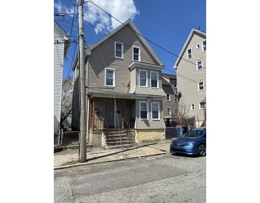 3 Family fully rented with vinyl siding, vinyl replacement windows and newer roofs. Start making money today. Property can be bought as a pkg deal with 56-58 Beetle st and 60 Beetle st. First showing will be group showing  Saturday May 1 at 3:00
