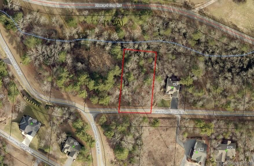 Beautiful .57 acre lot located in Solomons Cove. Natural setting with common area stream. City Water/Utilities available. Expired 3 bdrm Septic permit. Convenient location - Close to Downtown Historic Hendersonville.