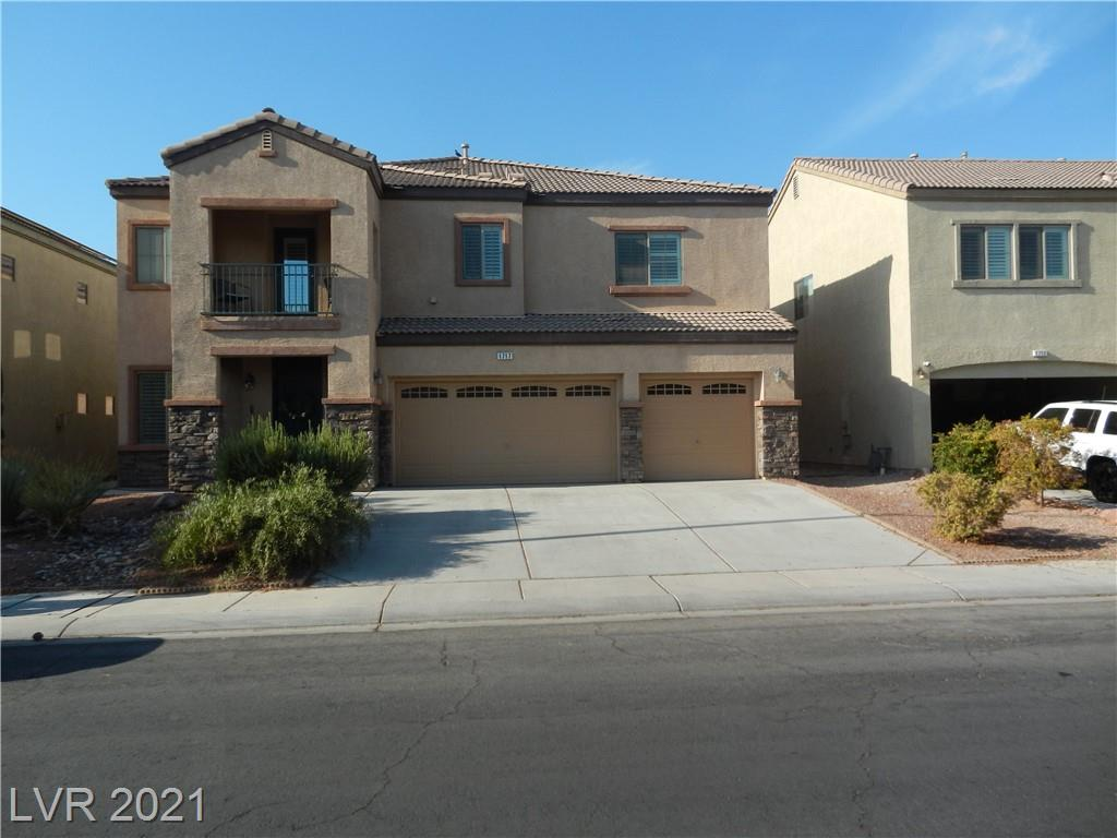 Beautiful 2-story 6-bedroom (2-bedrooms downstairs w/full bath), 3-car garage gem with a pool!! Family room w/double sided fireplace, oak cabinets w/pull out drawers, huge BRKBAR island, ceiling fans throughout, loft, master bath w/double sink and jets!!  Too many upgrades to list!!!