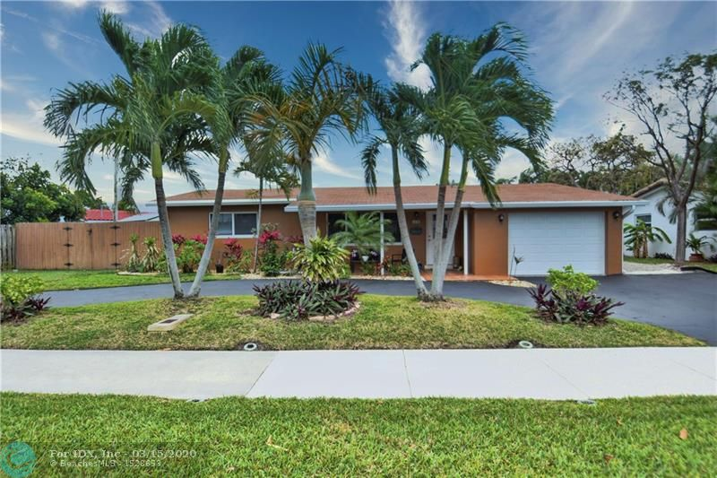 JUST LISTED, JUST REDUCED, AND MOTIVATED SELLER!!.. COMPLETELY REMODELED 3 BEDROOM, 2 BATH, POOL HOME IN DEERFIELD BEACH. FEATURING NEW IMPACT GLASS WINDOWS, DOORS, AND GARAGE DOOR. MODERN UPDATES THROUGHOUT INCLUDE REMODELED KITCHEN, AND BATHS WITH GRANITE COUNTERS, EAT IN BAR, DOUBLE SINKS, STAINLESS STEEL APPLIANCES, FLOORING, NEW A/C, ROOF, PRIVATE FENCING, POOL PUMP & HEATER WITH ALL PERMITS AND RECEIPTS IN HAND SEE SELLER PROPERTY DISCLOSURE. THIS ADORABLE HOME IS IN A GREAT NEIGHBORHOOD, JUST MINUTES TO THE BEACH AND ALL LOCAL ATTRACTIONS. IT WONT LAST LONG SO CALL TODAY FOR A PRIVATE SHOWING.
