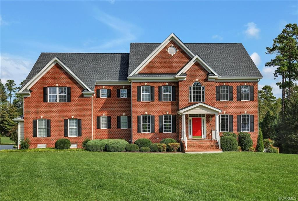 This stunning Parker Orleans custom home in the Highlands showcases 7353 finished square feet & offers a four car garage!This lovely 5 bedroom home is adorned w/meticulous landscaping, covered rear porch, deck, & patio setting all connected w/landscaped walkways! Huge rooms fill each floor, graced w/upgrades & custom designed details, gleaming hardwood floors, stately mill work, and design details w/quality and style!Key features include soaring foyer, generous sized formal rooms, two study options, gourmet kitchen, under cabinet lighting, bar seating, morning room, walk in pantry, laundry room w/lg closet-custom cabinetry-utility sink/folding area, 2nd level features expansive master suite w/sitting area & gas fp flanked w/book cases, luxury master bath & phenomenal closet setting, 3 extra bedrooms/2 full baths, 3rd level w/5th bedroom suite, basement level that could be a separate suite w/separate entrance to exterior patio setting, recreation room, wet bar area w/tons of cabinetry, study/bedroom option,exercise room, & separate storage space. Home offers central vac, 11 zone irrigation, intercom, surround sound, projections screen system in basement and full house generator!