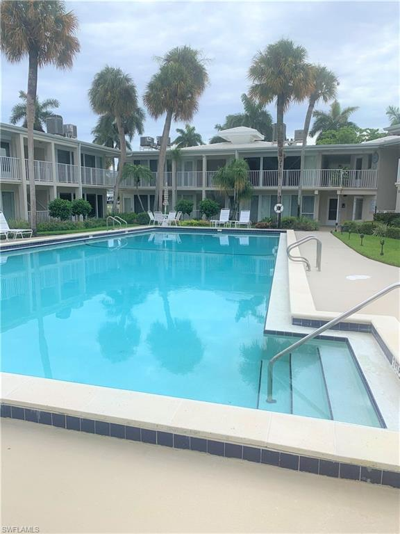 Beautiful Moorings Bay, a short walk to the beach, a bike ride to Venetian Village, & minutes to downtown Fifth Ave. This condo in Harbour Lights community offers the best of Florida living with DIRECT ACCESS to the Gulf of Mexico through Doctors Pass so bring your SAILBOATS, there are NO BRIDGES! Harbour Lights offers residents bay front boat slips for only $1,000 annually. This charming first floor, 1BR condo was renovated in 2014 & 2020. Features hurricane impact glass windows & front door, newer AC, quartz countertops, stainless appliances, freshly painted coastal colors, neutral tile throughout! New roof 2019! Community has a Tiki Hut and BBQ area right on the bay with sunset views. Evenings are so peaceful. This gem makes the perfect Naples getaway or could be used as a guest suite to enjoy any time of year! Residents have access to a private beach with covered pavilions in a park area. The annual beach park picnic has food, live music, games & is a nice way to meet other residents. You can also sponsor or host your own private parties with exclusive use of the large Tiki Hut right on the beautiful Gulf of Mexico!
