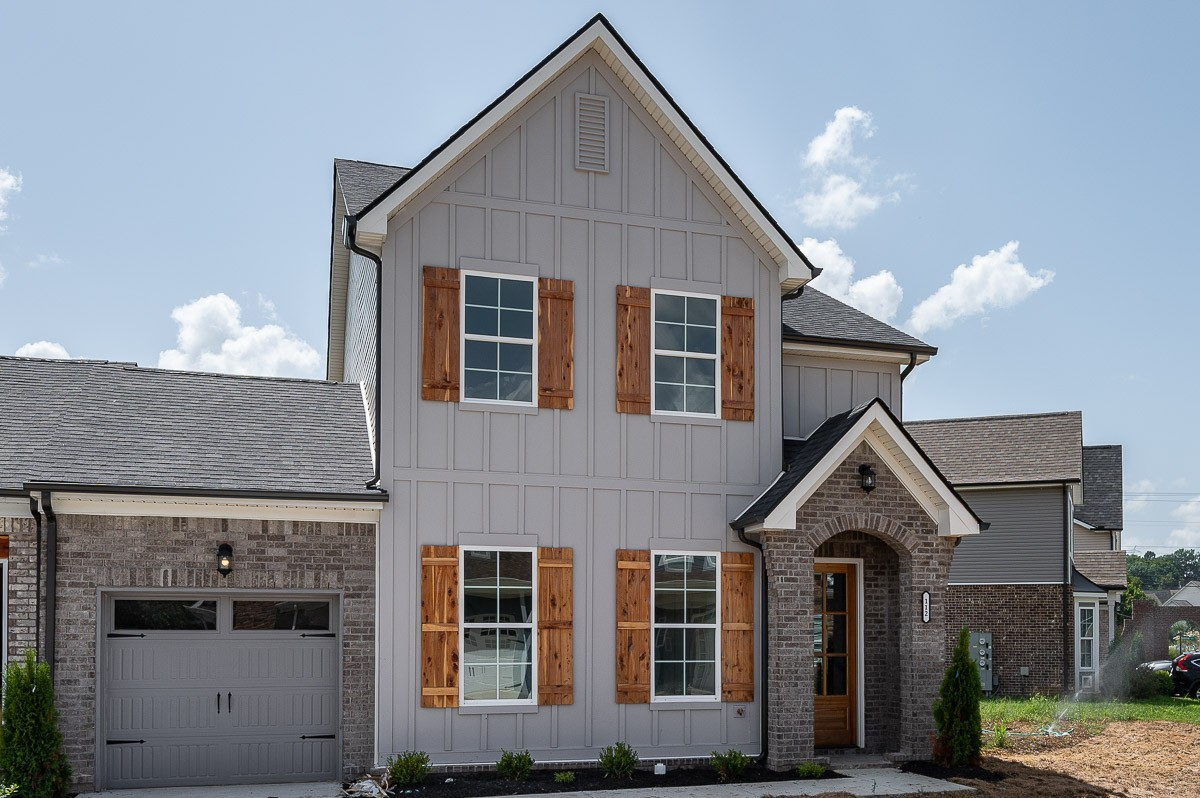 Affordable Custom Homes by Dalamar Homes! The Cocoa floor plan features 4 BR & 3.5 Baths, Large Master Bedroom on Main Level, Gourmet Kitchen, Built-in SS Appliances & Gas Cooktop, Large Bonus Rm Second Floor, Laundry Room, Rounded Corners and Archways, 10' Ceilings on the first floor, Hardwoods, Covered Back Porch, Low Maintenance Community, Many Upgrades Included, and more!