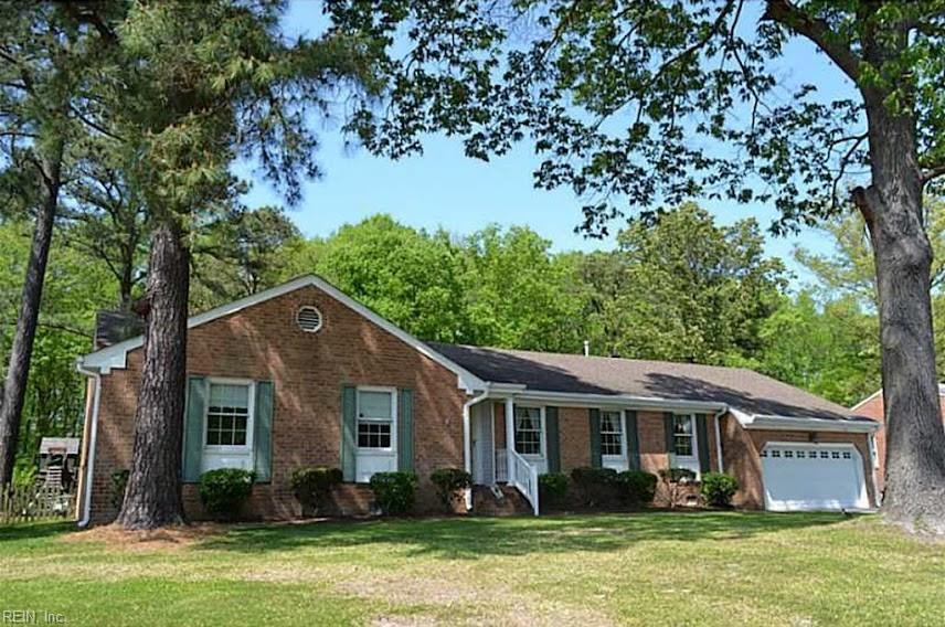 4604 Leeward Drive, Chesapeake, VA 23321