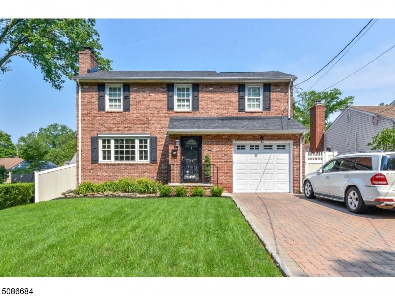 This is a beautiful all brick colonial. Recently updated bathroom and closet, new windows, storm doors 2020. New patio 2019, finished basement. Desirable location close distance to schools, parks and train station. Great location to commute.