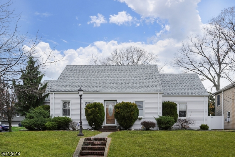 See this 3 Bedroom 2 bath spacious cape cod home. Great quiet neighborhood. Offers renovated Kitchen, hardwood floors, and beautiful deck and patio for entertaining. Full finished basement and attic! Near restaurants and main highways.