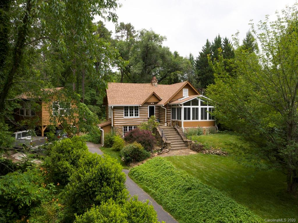 266 Old Haw Creek Road, Asheville, NC 28805