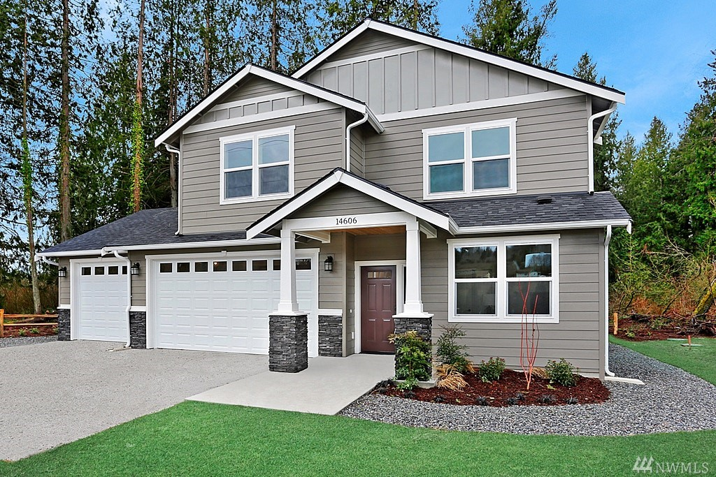 14606 67th  (Lot 3) Ave NE, Arlington, WA 98223