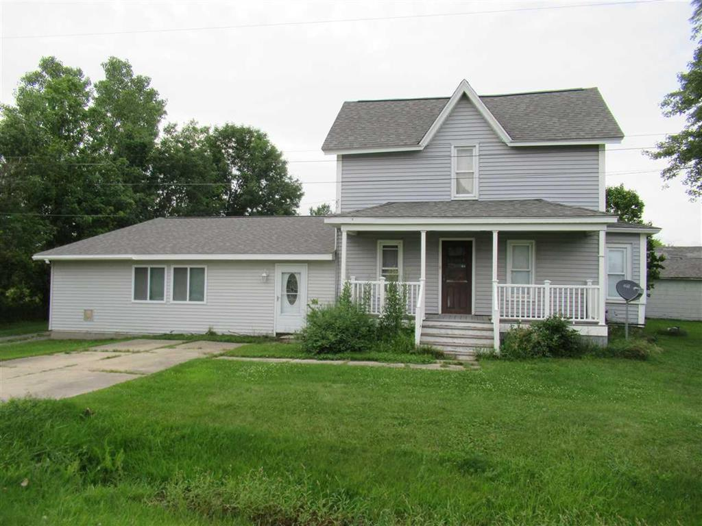 Your Opportunity Awaits You Here!!  Over 2800+ sq. ft. home with 5 bedrooms, 2 baths, 2nd kitchen,  living room, family room with fireplace and bonus rooms. 2 car garage and storage shed.. needs some TLC and your imagination.. possibilities are endless!! All this and much more nestled on 1 acre.. Call today for your private showing!