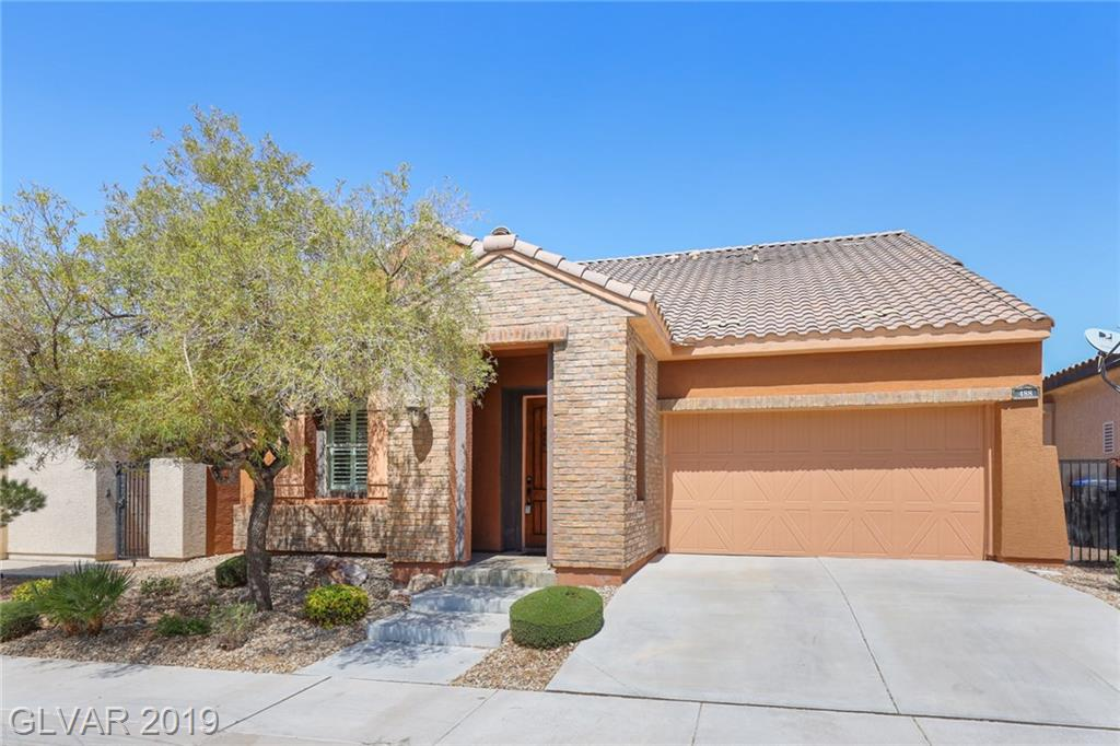 488 VIA STRETTO Avenue, Henderson, NV 89011