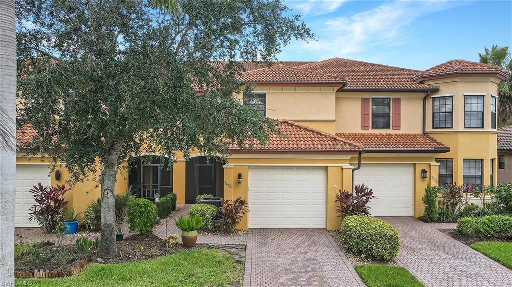 """Wow! Welcome home to this stunning home, surrounded by the 6-Mile Cypress Slough with spectacular views. Enjoy your favorite beverage in serenity on the extended lanai with panoramic screen (2018) while watching the incredible wildlife. Kitchen has been fully remodeled with white 42""""cabinetry, backsplash, high-end granite, RO water system in sink and fridge, & SS appliances (2019). Breakfast nook has custom built-in seating with storage underneath. Upstairs loft offers built-in storage cabinets (2019) and space for an office, gaming, or family hangout. Sizeable master bedroom with walk-in closet and double sinks in bathroom. Modern fixtures throughout the home provide ample light in this open and bright home. New A/C installed February 2021 and water heater 2015. Home is wired for security. The gated community is off the beaten path, yet central to shopping, dining, beaches, sporting events, etc. Spend a day at the clubhouse playing basketball, working out in the state of the art fitness center, or relaxing by the resort style pool. All of this with low HOA fees!  Don't delay; make your offer today!"""