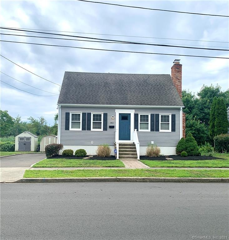 Charming Updated Cape situated at the end of a quiet Cul de Sac in Beach Area! New Vinyl Siding & Freshly Painted Interior.  Engineered Hardwood flooring throughout , Kitchen with Granite, Stainless Steel Appliances & Sliders to Deck overlooking lovely Marsh. Main level features kitchen, dining room, living room, bedroom and full bath. 2nd level offering 2 additional bedrooms with ample closet space, along with another full bath. Walk to beach and downtown Fairfield.  In Flood Zone AE...Flood Insurance Required - Approx $2,400/Year